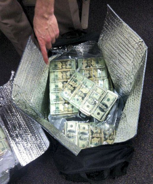 Man Goes To Federal Prison For Nearly 1m In Drug Money