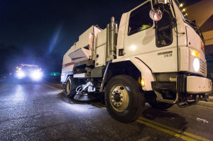 City street sweepers keep roads tidy, safe at annual cost of $1.5M