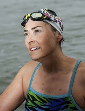 Cindy Lange-Kubick: The unsinkable Molly Nance, taking on the English Channel