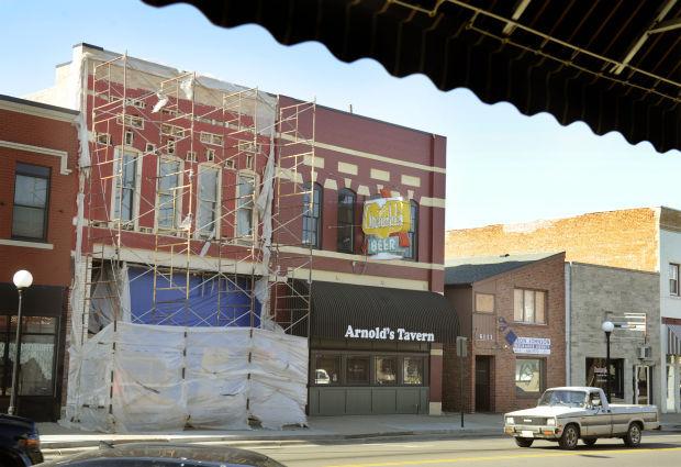 Havoc In Havelock Historic Building Swallowing Money