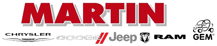 Martin Chrysler Dodge Jeep