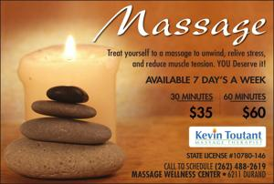 Kevin Toutant Massage Therapist