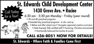 St. Edwards Child Development