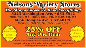 Nelson's Variety Stores