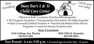 Busy Bee Childcare