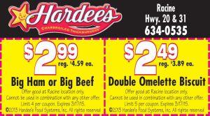 Hardees- Doro Inc.