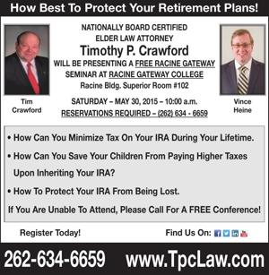 Attorney Tim Crawford