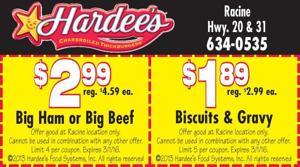 Hardee's- Doro Inc