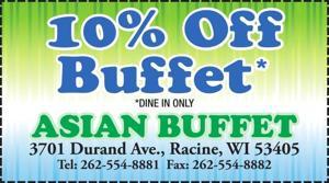 Asaian Buffet
