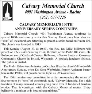 Calvary Memorial Church