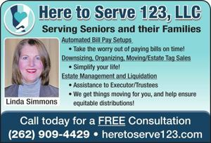 Here To Serve, 123