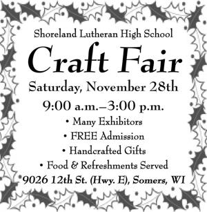 Shoreland Lutheran High School