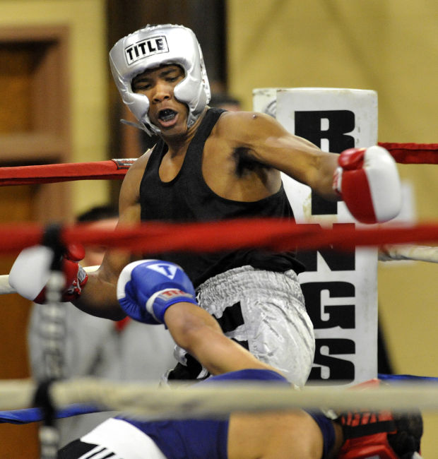 Golden Gloves Fitness Vaughan: PHOTO GALLERY: Step Into The Ring