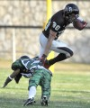 McClelland shines again for Raiders