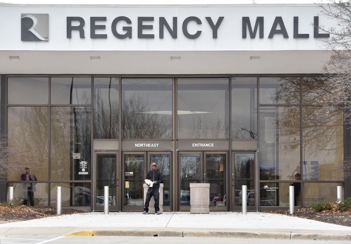 Regency mall movie