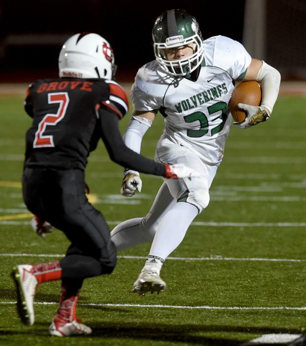Football: McCormick, Waterford step up
