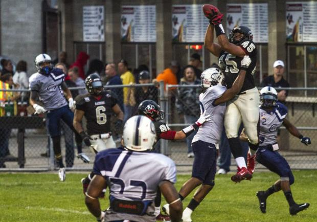 Raiders hungry for success; Threat trying to get on track