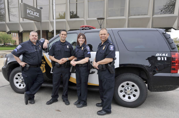 Racine Police New Uniforms