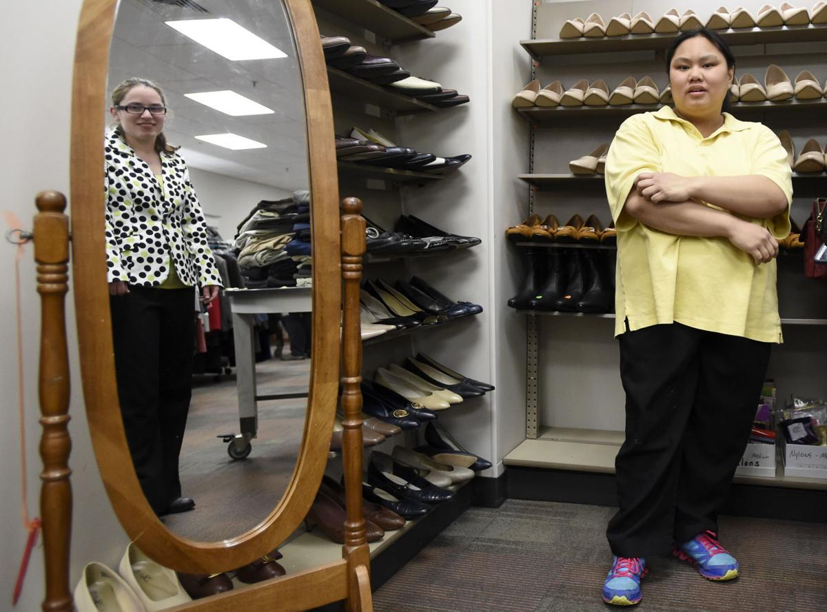 dress for success preps women for employment local news dress for success racine boutique
