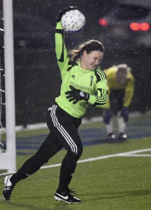 Photo Gallery: St. Catherine's top Prairie in WIAA sectional soccer