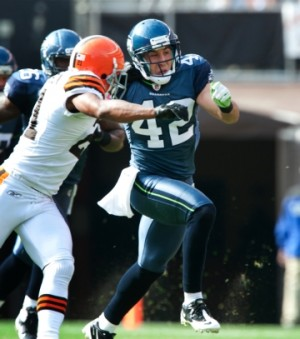 Q&A with Chris Maragos -- NFL player operates in overdrive