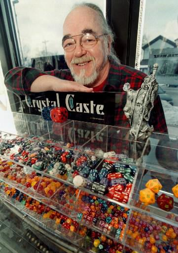 Dungeons And Dragons Creator Gary Gygax Dies At Age 69