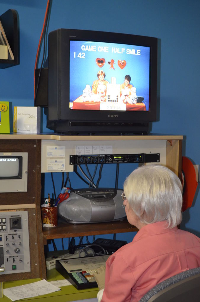 Hospital patients, visitors are contestants on TV game ...