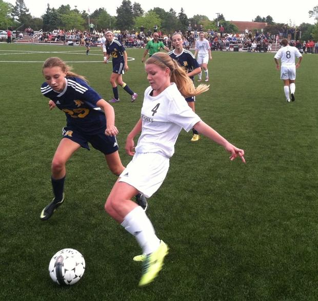 WIAA Sectional Girls Soccer: St. Catherine's loses heartbreaker