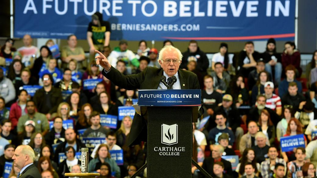 Bernie Sanders to appear in Kenosha