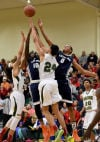 Boys Basketball: Park wows crowd