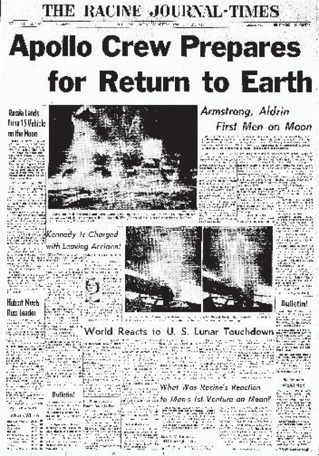 article on the moon landing - photo #23