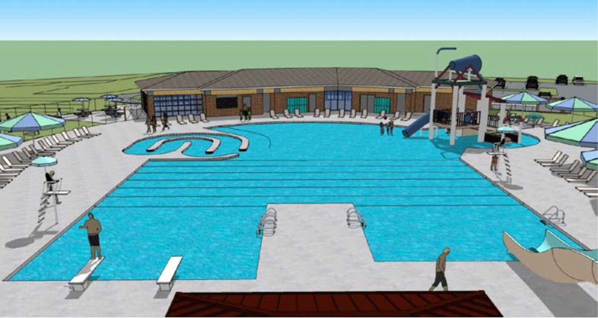 Burlington Moving Forward With Pool Plans Local News