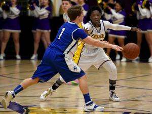 Photos: Catholic Central stays hot, tops Lutheran