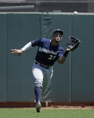 Looking back at Carlos Gomez's time in Milwaukee