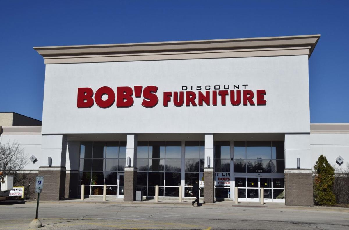Bob s discount furniture opens at regency mall money for Furniture mall