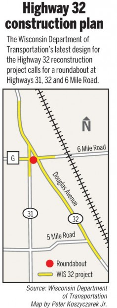 New highway plan calls for roundabout local news