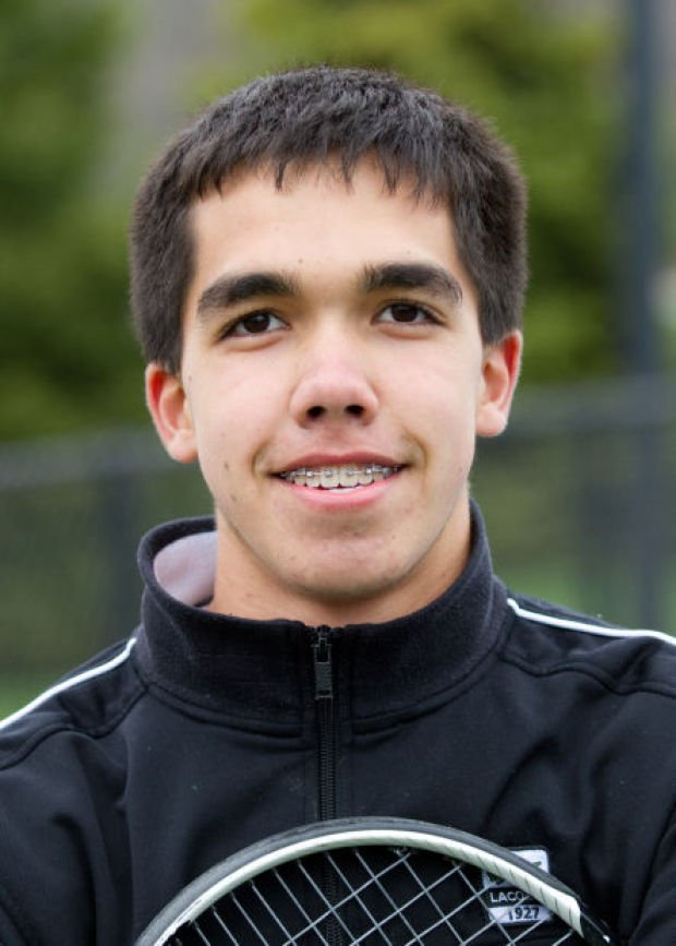 Prairie the class of All-County boys tennis