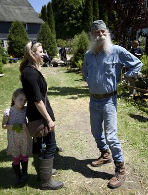 Photos: A visit with Hippie Tom