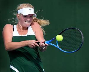 Girls Tennis: Quirk, Spiegelhoff finish second in SEC Tournament