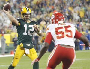 Photo Gallery: Packers roll past Chiefs