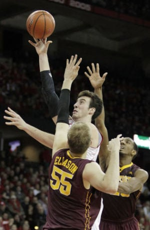 Badgers men's basketball: Frank Kaminsky is working to please his worst critic — himself