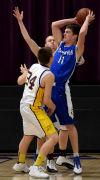 Burlington Catholic Central Racine Lutheran Basketball