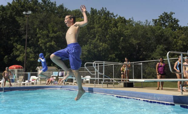 Upgrades Coming For Burlington Pool Improvements Prompt Discussion About Its Future Local