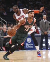 Photo Gallery: Bucks defeat Knicks