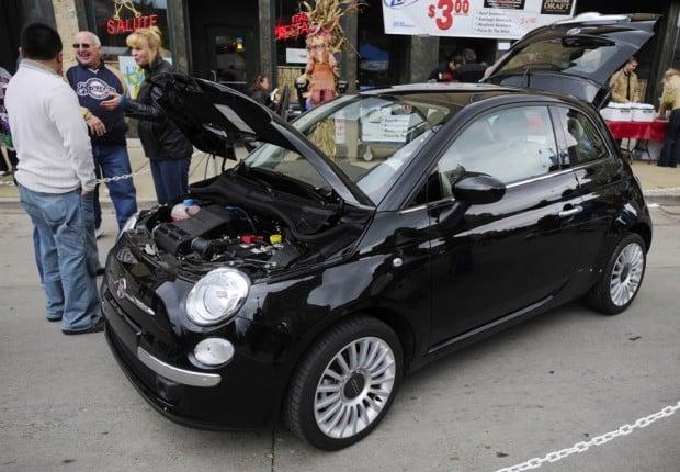 Palmen Motors Awarded Fiat Franchise Local News