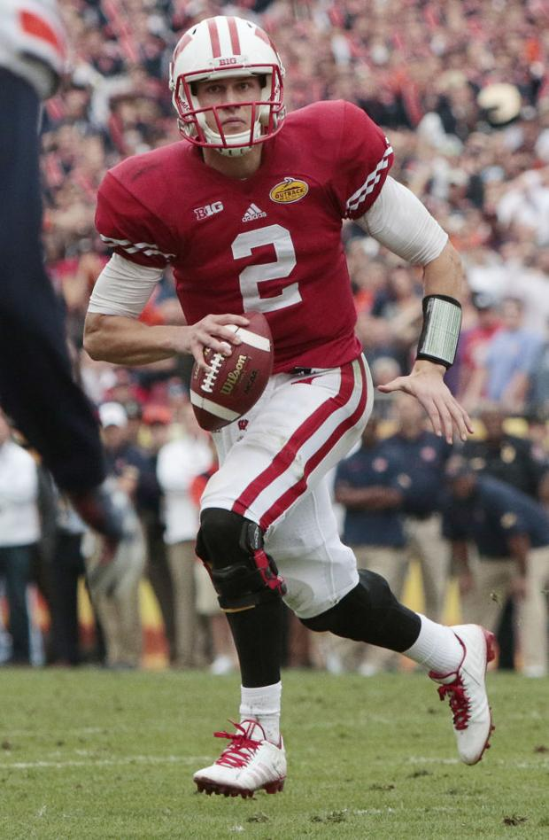 Eight QBs are just enough for Chryst