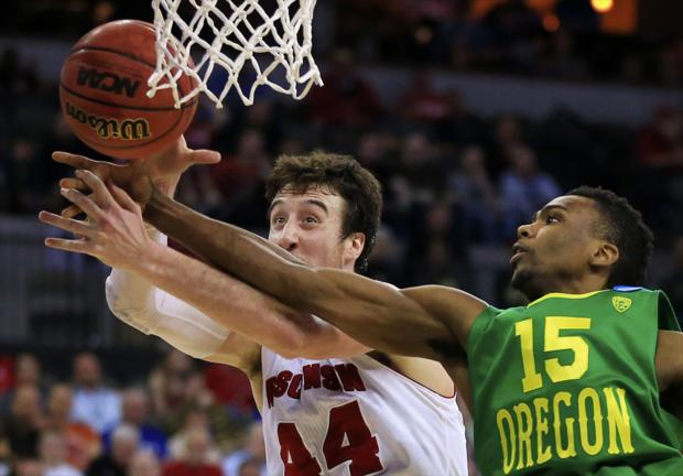 Flat Badgers persevere to reach Sweet 16