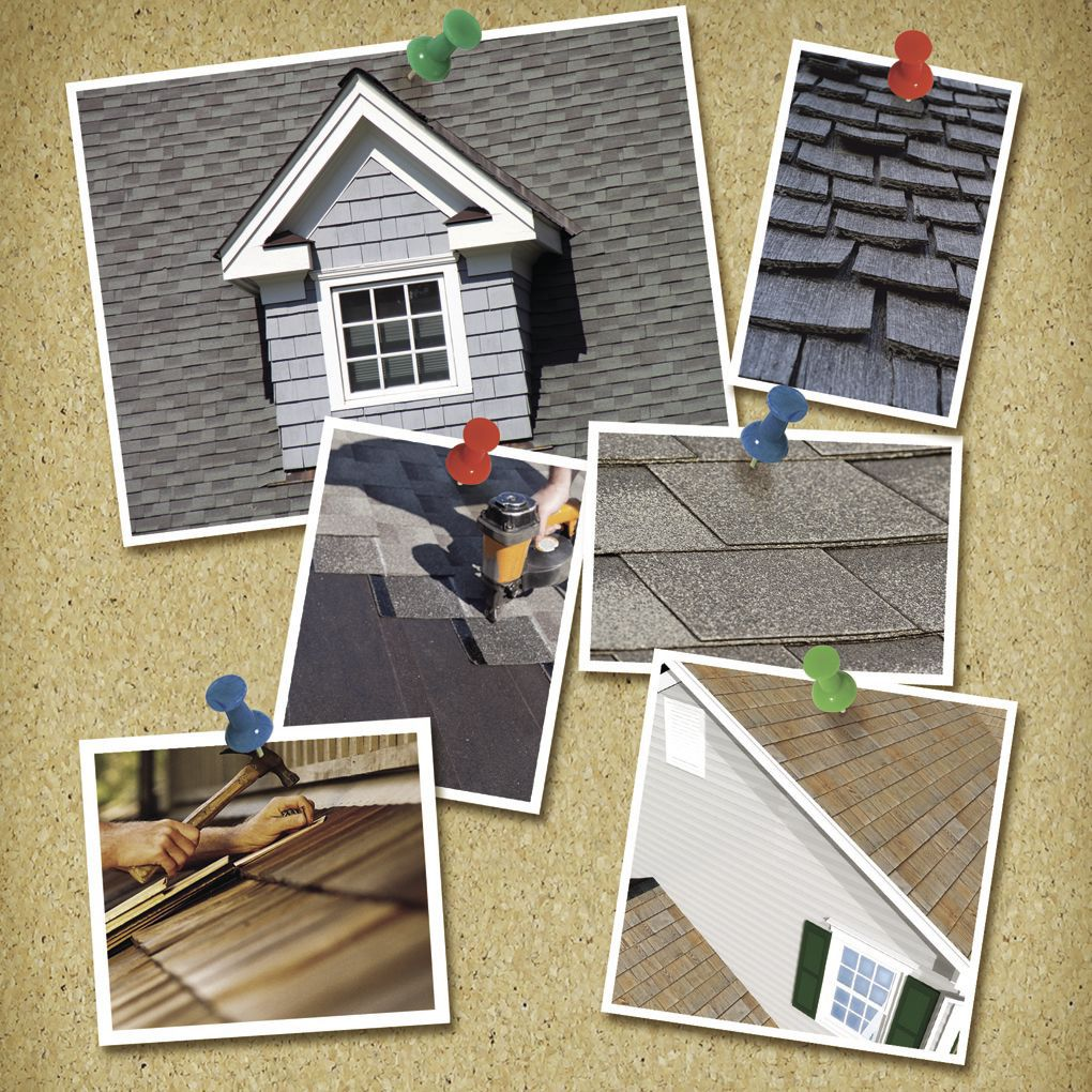 Roofing materials transform the look and functionality of for Home roofing options