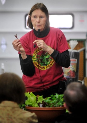 Seminar Focuses On Gardens You Can Eat Local News