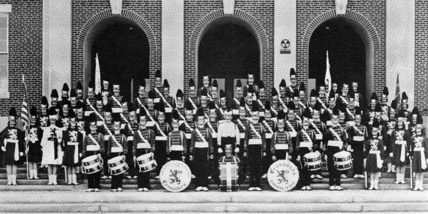 photo gallery  drum corps in the 1960s and 1970s at